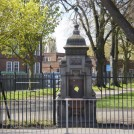 Photo:Drinking Fountain by Carshalton Girls School