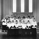 Photo:Choir at St. Peter's Church