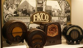 Photo:Ekco radios from the 1930's