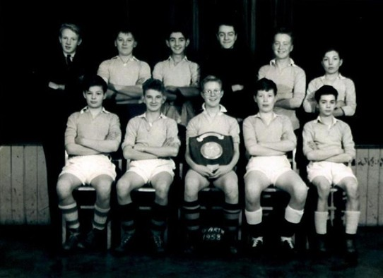 Photo:Garth School Football Team 1958