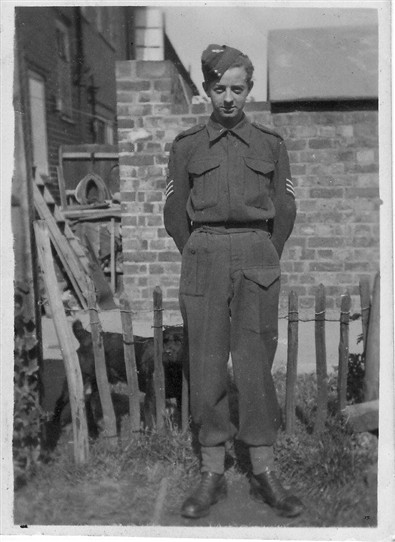 Photo:Cadet Gordon Jones 1944