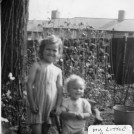 Photo:Linda and Colin Prior c.1947