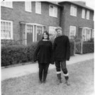Photo:Linda Prior and Barry Hacket at Torres walk early 1960's