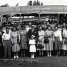 Photo:Coach Trip to Brighton 1949