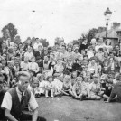 Photo:VE party 1945 at Peterborough Road