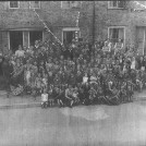 Photo:Coronation party Peterborough Road 1953