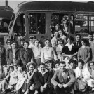 Photo:Korfe ball club outing 1950's