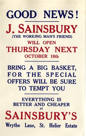 Photo:Sainsbury's advertisement