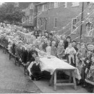 Photo:Middleton Road VE day party