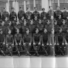 Photo:Army Cadets at Tweeddale School 1943