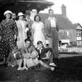 Photo:The Wrate and the Kern's family possibly at The Surrey Arms c.1930's