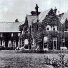 Photo:Bishopsford House in 1917. Photo from Sutton Archives