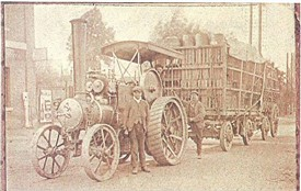 Photo:Traction Engine