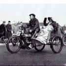 Photo:The Pioneer Motor Cycle Rally, Rose Hill. 21st March 1954