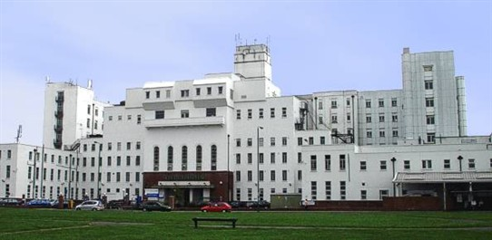 Photo:St.Helier Hospital