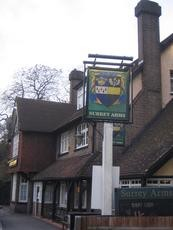 Photo: Illustrative image for the 'The Surrey Arms' page