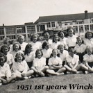 Photo:Winchcombe School 1951